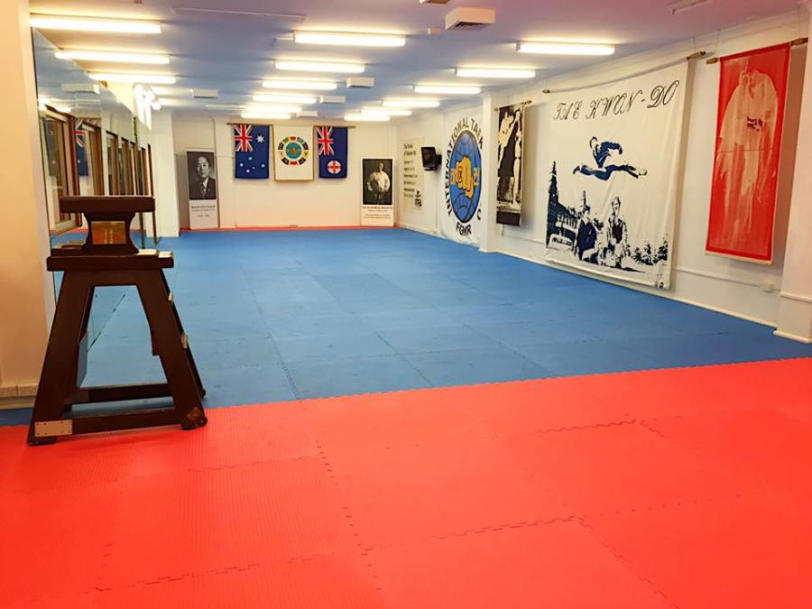 The Dojang 1 web